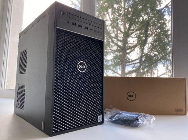 Профессиональный Компьютер DELL. i3 (10100), ОЗУ 16 Гб, HDD 1000.