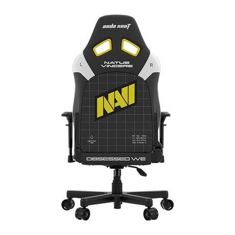 Navi x Anda seat игровое кресло в черном цвете