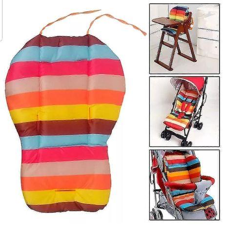 Чехол на санки на стул для кормления, и на коляску