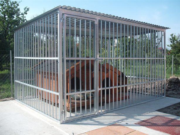 OFERTA: Tarc spațios pentru caini de talie medie, de 3.5 X 3m.