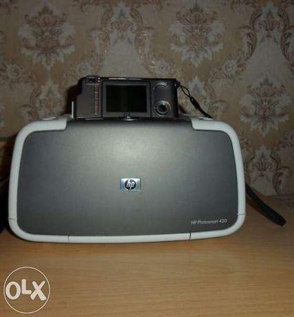 фотоапарат с принтер