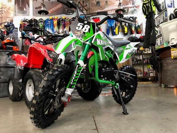Motocicleta mini Cross + cadou - acum si in rate fixe prin TBIpay
