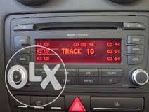 Audi concert mp3 si track player cu cod aferent