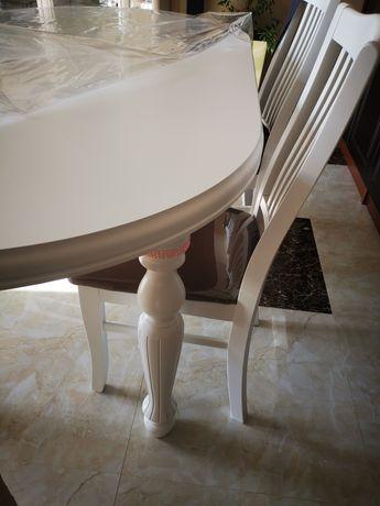 Стол со стульями 4 шт.