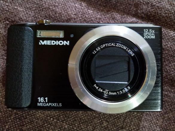 Medion 16,1mp, фотоапарат