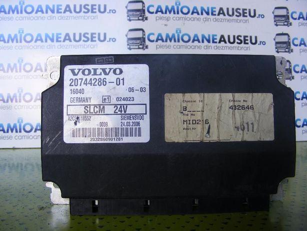 Calculator lumini Volvo piese dezmembrari camioane Volvo SLCM