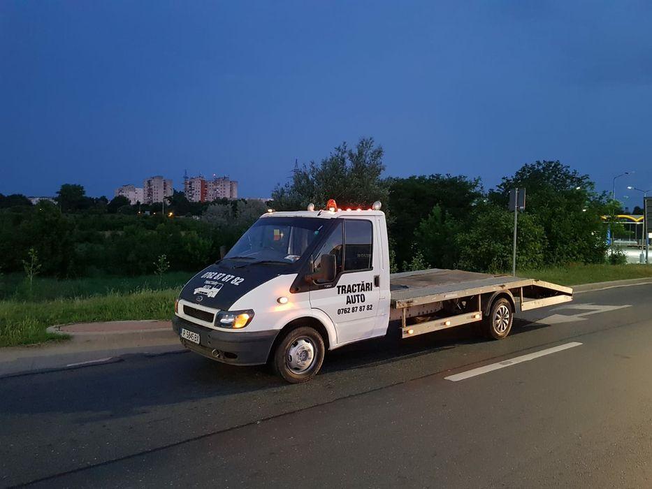 Platforma/Tractari auto Non Stop Grecia, Bulgaria, Romania, Turcia. Giurgiu - imagine 1