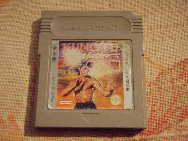 KungFu Master, Nintendo GameBoy