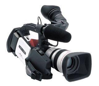 Vand camera video profesionala Canon XL 1s