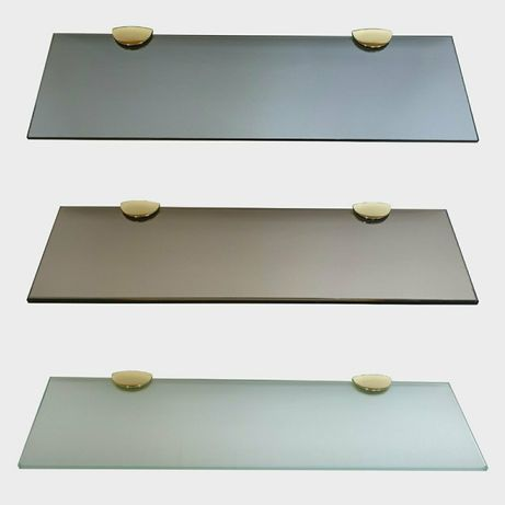 Стъклени рафтове и огледала