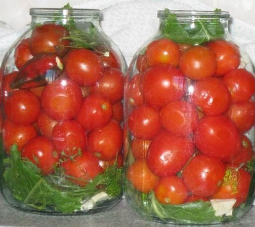 продам консервированные помидоры.