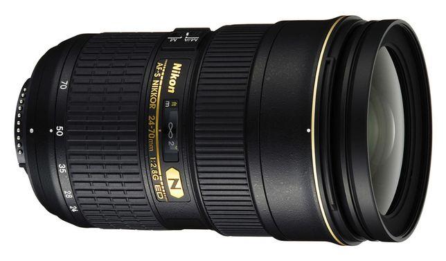 Obiectiv Nikon 24-70 f2.8 G ED Nano+ Blitz, sau schimb cu Sony A7III