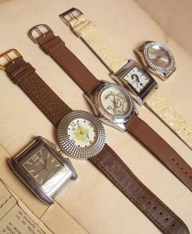 5 ceasuri damă si unisex, pastrate bine, functionale