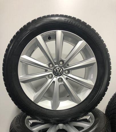 Jante Originale VW Passat T Roc anvelope iarna 215 55 17 Posibil RATE