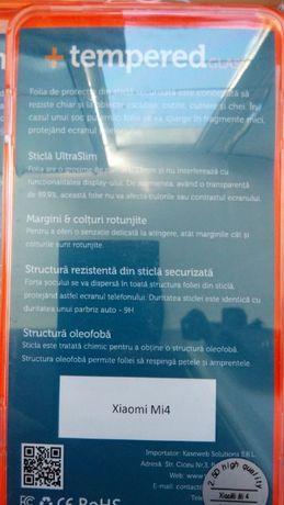 folie de protectie sticla Xiaomi Mi4