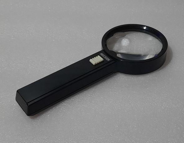 Lupa cu lumina Precision 8 cm