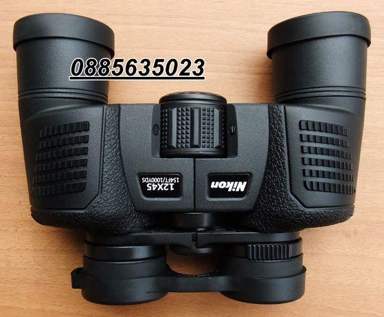 Бинокъл Nikon 12x45 /Waterproof/