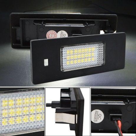 Lampi Led Numar Inmatriculare BMW E87 E81 E63 E64 Z4 E85 E86 F20