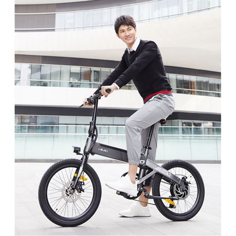 Xiaomi Himo C20 - новый электровелосипед Xiaomi (Qicycle Scooter Pro)