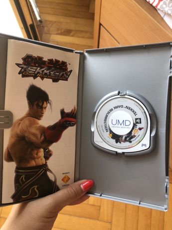 Tekken Dark Resurrection PSP игра