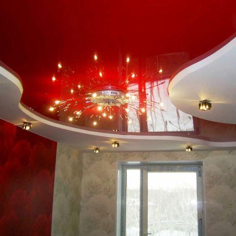 Натяжной потолок Шымкент сапасына кепілдік береміз