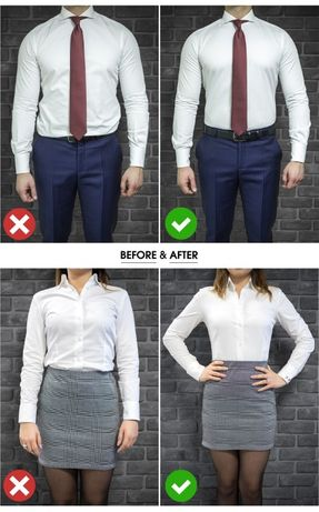 Curea/Bretea pentru fixare camasa in pantaloni/fusta