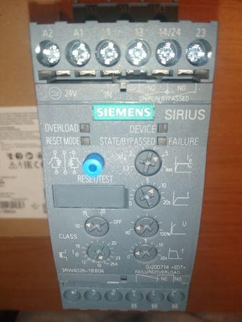 Soft Starter Siemens Sirius 11 kW , 400 V, 3 Phase
