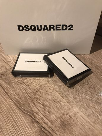 Portofel Dsquared Mirrored D2 Wallet / Dsquared2 wallet / Icon