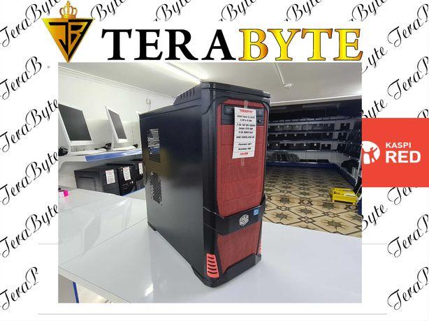 """Системный блок Core i5 3gen+GTX 660 Kaspi RED!""""TERABYTE"""
