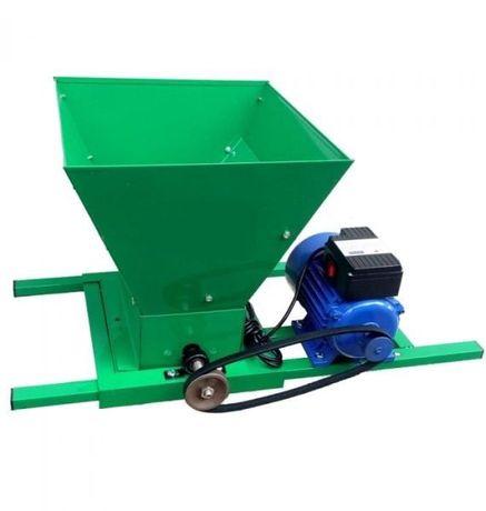 Zdrobitor Struguri Electric Craft tec GERMANY, 1100W, 350Kg/Ora, 30L,