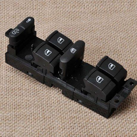 Копче бутони панел ел.стъкла Голф 4 Пасат Б5 Октавия Бора Golf 4