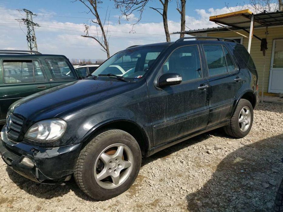 ML Mercedes 400 Dizel