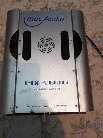 Amplificator MAC AUDIO MX 4000 800 W