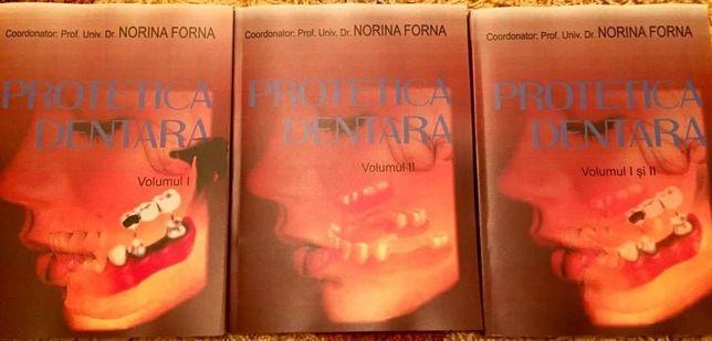 Tratat De Protetica Dentara - Norina Forna 2011 Vol. I + Vol. II