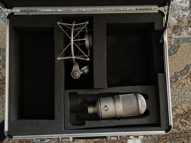 Neumann M147 микрофон ламповый