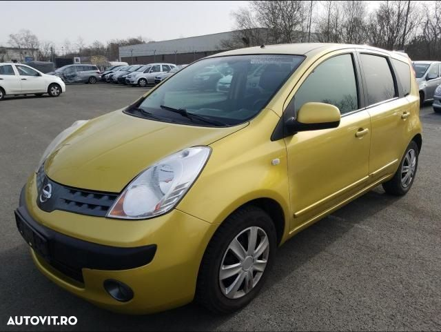 Nissan Note Nissan Note Acenta 1.4i 88CP euro 4 Clima