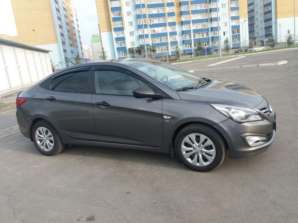 Продам Hyundai Solaris 2014