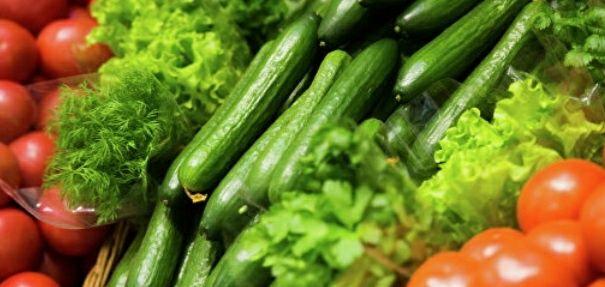 Продаются овощи с собственного огорода