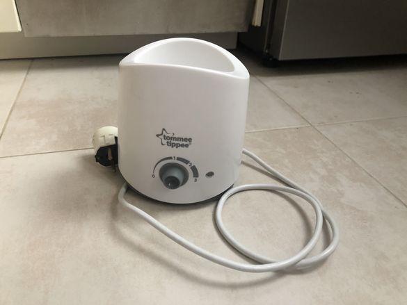 Нагревател за бебешки шишета и хигиенен кош Tommee Tippee