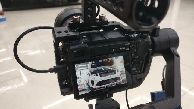Sony a6300+Sigma 30mm F1.4+DJI Ronin SC
