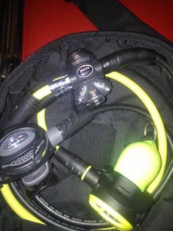Vand regulator+detentor scuba diving,scafandru,scufundari
