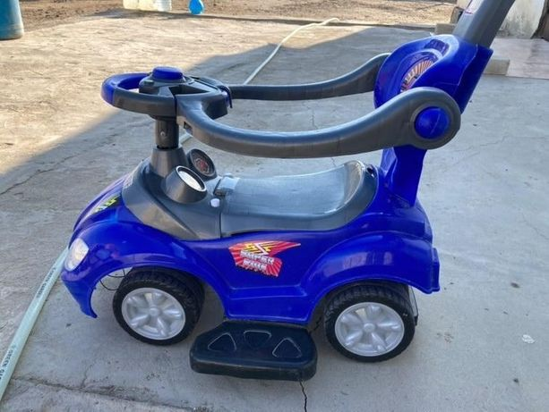 Детский машина ребёнка