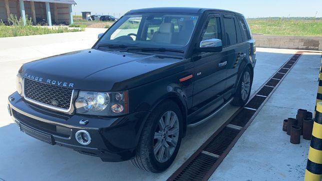 Cutie viteze automata Land Rover Range Rover Sport 2.7 si alte piese