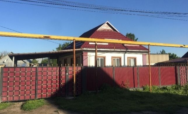 Продам дом поселок Ынтымак