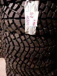 Anvelope offroad 265/70R 16