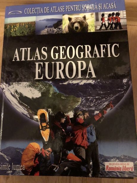 Atlas geografic si istoric
