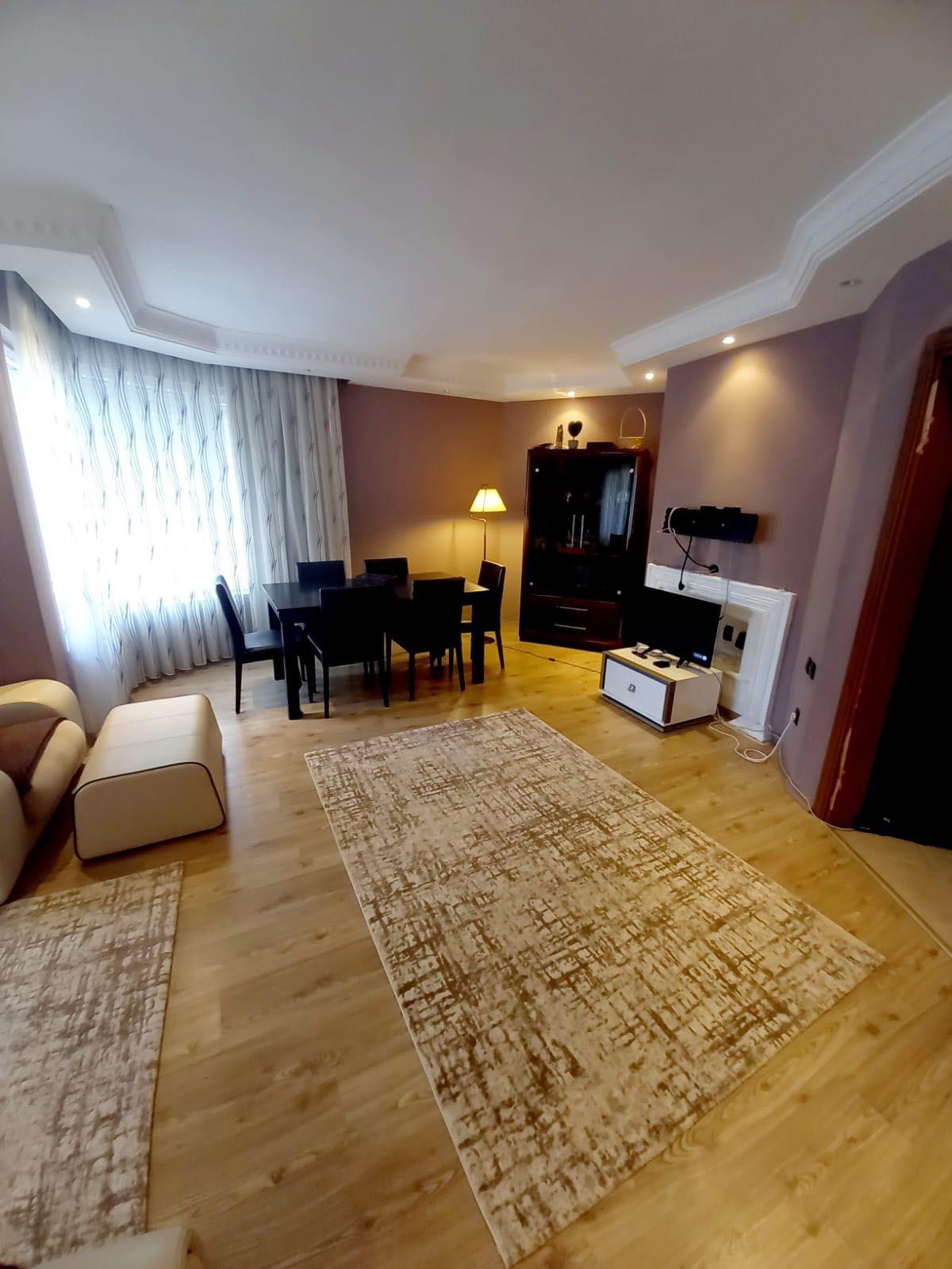 аренда  4 х комнатной квартиры в Анталии