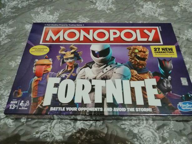 Monopoly Fortnite NOU