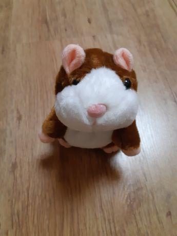 Hamster vorbitor..jucaria anului 2020