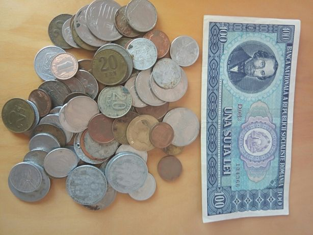 Bancnote si monede romanesti